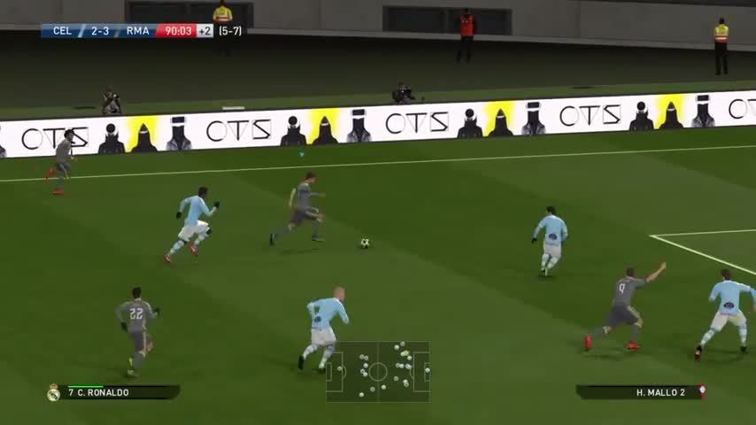 wepes, Scored after a beautiful nutmeg with Ronaldo (reddit) GIFs