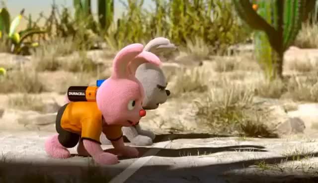Watch and share Duracell Batteries Advert GIFs on Gfycat