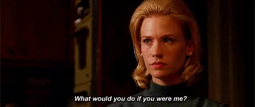 Watch and share January Jones GIFs and Mad Men GIFs on Gfycat