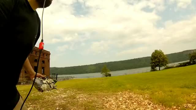 Watch and share Fpv Flying Wing GIFs by martok on Gfycat
