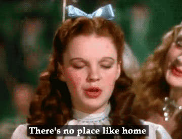 Judy Garland, home, Home GIFs