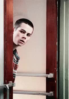 Watch Stiles Stilinski GIF on Gfycat. Discover more dylan o'brien GIFs on Gfycat