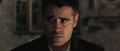 Colin Farrell, anxious, nervous, worried, nervous GIFs