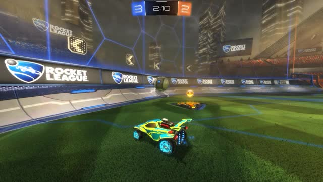 Watch and share Rocket League GIFs and Teamplay GIFs by tongstar on Gfycat