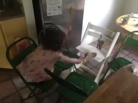 holdmyjuicebox, HMJB while I play chair drums GIFs