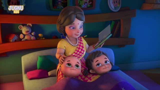 खरगोश और कछुआ   Hindi Stories for Kids by jugnu kids