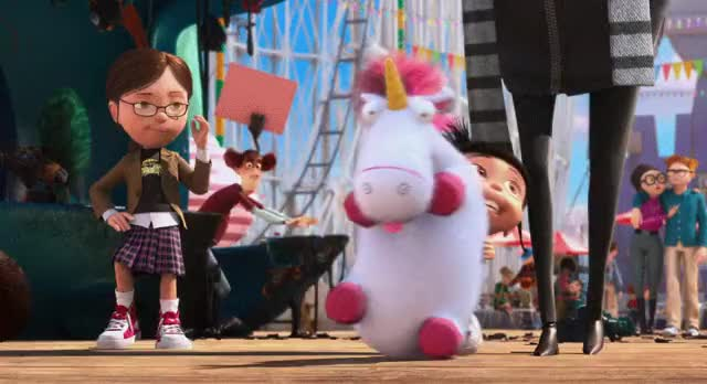 Watch post despicable me its so fluffy gi oW GIF on Gfycat. Discover more aww, videos GIFs on Gfycat