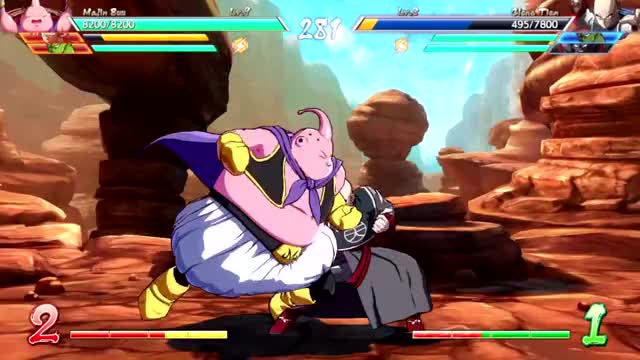 Watch and share Dbfz GIFs by chocobalt on Gfycat