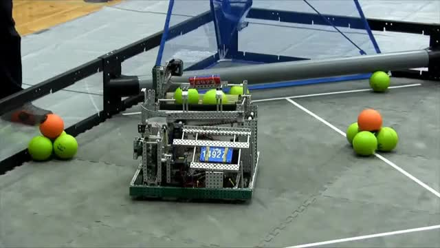 Nothing But Net - VEX Robotics GIF | Find, Make & Share Gfycat GIFs