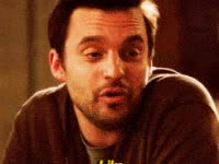 Watch nick miller, new girl, gas GIF on Gfycat. Discover more jake johnson GIFs on Gfycat
