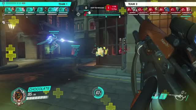 Watch and share Overwatch 2021-06-08 21-37-14 GIFs on Gfycat