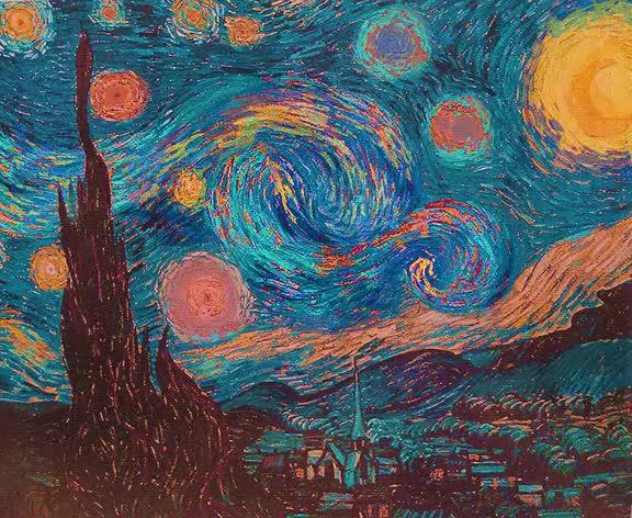Watch and share Van Gogh GIFs on Gfycat