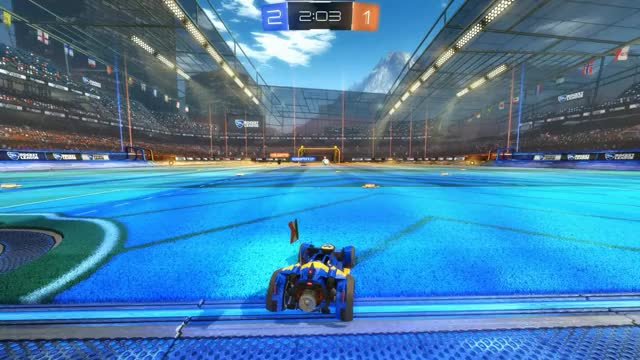 Watch and share Rocket League GIFs and Backflip GIFs by silentdrummer93 on Gfycat