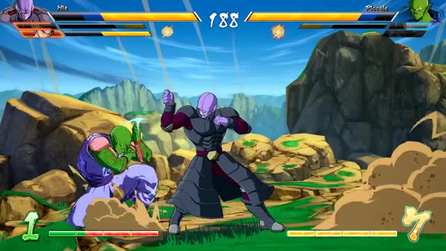 Watch Some Piccolo training. GIF by @volienzo on Gfycat. Discover more DBFZ, DBZ, Dragon Ball Fighterz, Dragon Ball Z, Fighterz, Piccolo, Teen Gohan, Tien, Volienzo GIFs on Gfycat