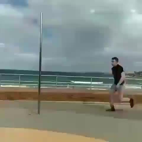 Defying gravity GIFs