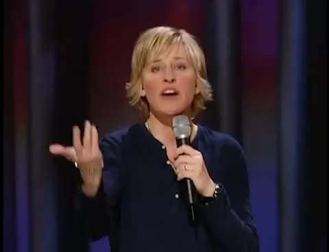 Watch and share Degeneres GIFs and Waving GIFs on Gfycat