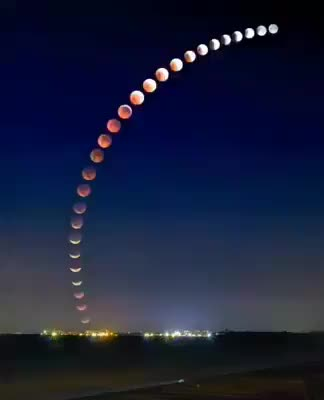 Watch and share Eclipse GIFs and Moon GIFs by saleh on Gfycat