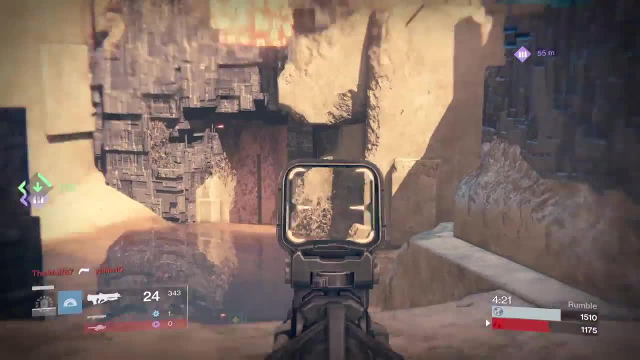 playstation 4, ps4share, sony interactive entertainment, Destiny - Flux Nades? GIFs
