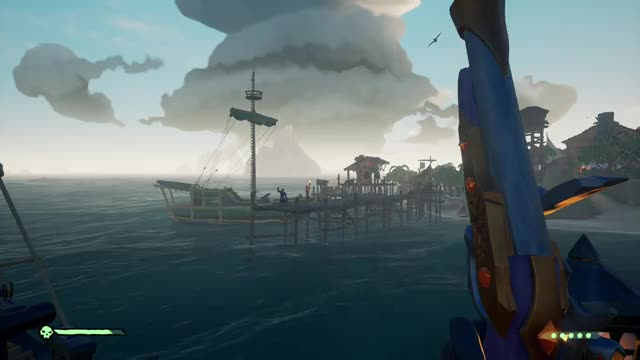 Watch this GIF by Xbox DVR (@xboxdvr) on Gfycat. Discover more SeaofThieves, there goes dad, xbox, xbox dvr, xbox one GIFs on Gfycat
