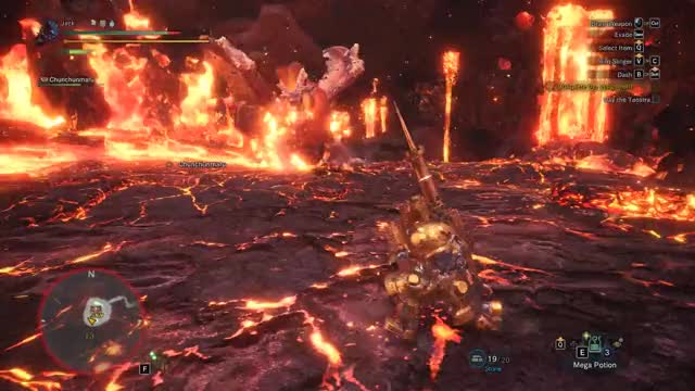 Watch Monster Hunter World : Teostra GIF on Gfycat. Discover more related GIFs on Gfycat