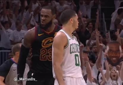Watch and share Lebron James GIFs and Celebs GIFs by MarcusD on Gfycat