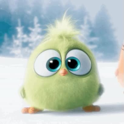 Watch and share Cute Adorable Angry Birds Angrybirds Angry Birds Movie Hatchlings GIFs on Gfycat