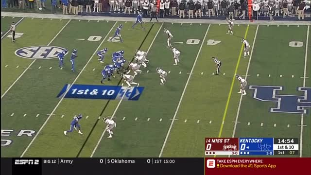 Watch and share Kentucky Wildcats GIFs and Nick Fitzgerald GIFs by bscaff on Gfycat