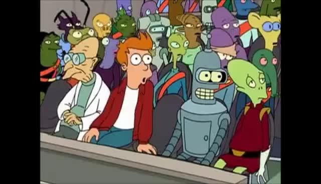 futurama, Futurama: Fry's Woo GIFs