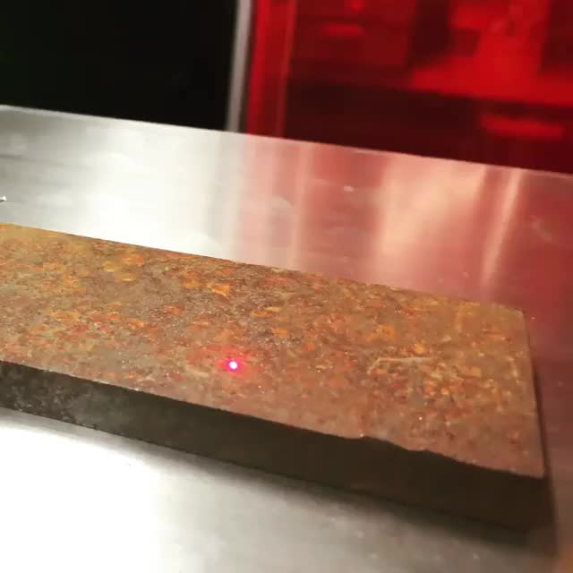 Watch and share Laser Rust Removal GIFs by Jackson3OH3 on Gfycat