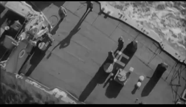 Watch and share TRAILER - The Bedford Incident (1965) GIFs on Gfycat