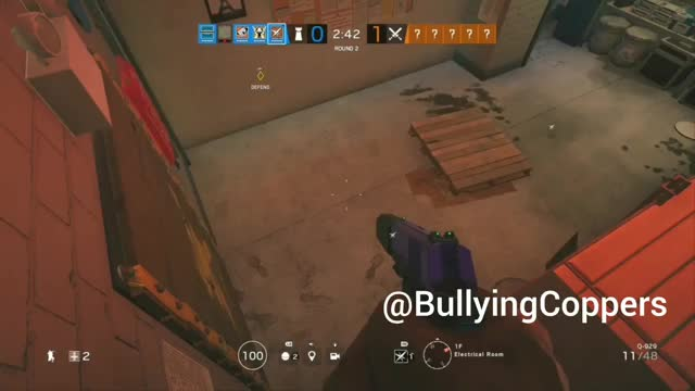 Watch and share This Is So Unfortunate Rainbow6 GIFs on Gfycat