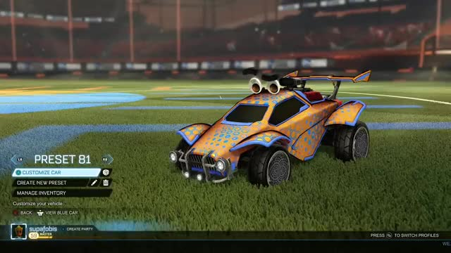 Found A Nice Color Scheme With Hexed And Cobalt Octane Reddit Gif