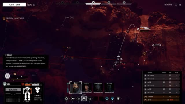 BattleTech - 22 Minutes of Tactical Mech GAMEPLAY! GIF | Find, Make