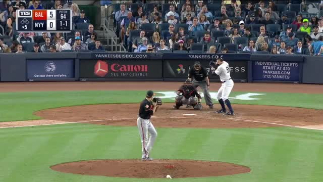 Watch and share Judge Crushes Two Home Runs GIFs by Baseball America on Gfycat
