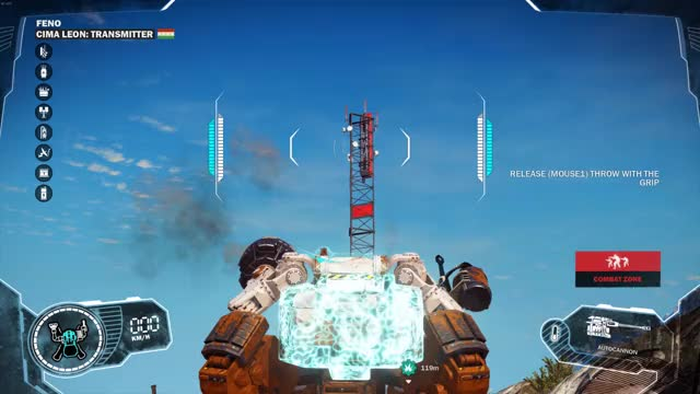 Watch Just Cause 3 Mech Attack Radio Tower GIF on Gfycat. Discover more gaming GIFs on Gfycat