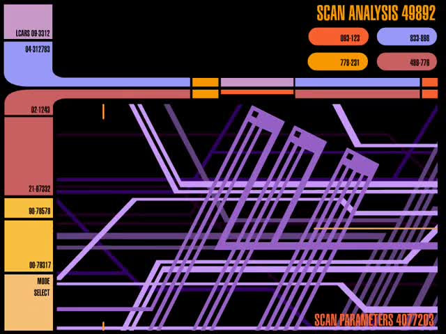 Watch ODN Scan Analysis GIF by @chaosoverfiend on Gfycat. Discover more Star Trek GIFs on Gfycat