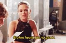 Broken Hearts Are No Picnic GIFs