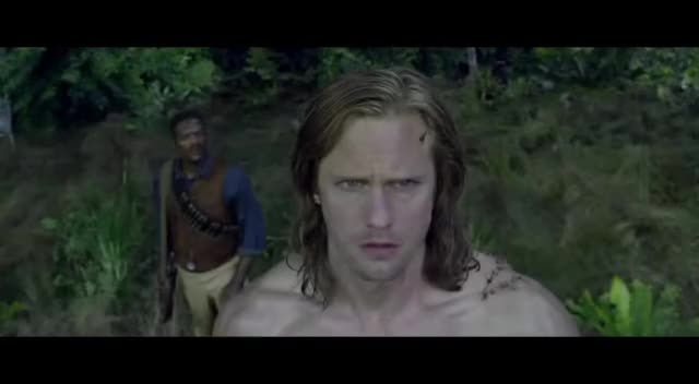 The Legand Of Tarzan 2016 [HD]  : Best Moments