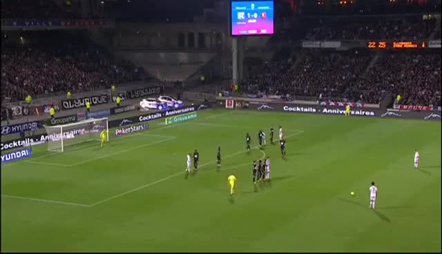 Watch Coup Franc Grenier vs rennes GIF on Gfycat. Discover more football GIFs on Gfycat