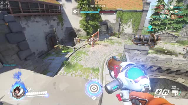 Overwatch mei play of the game video