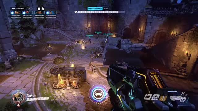 Watch and share Soldier 76 GIFs and Overwatch GIFs by grizzlypope on Gfycat