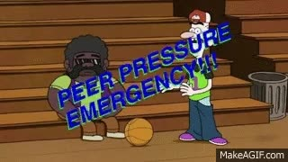 Watch and share PEER PRESSURE EMERGENCY GIFs on Gfycat