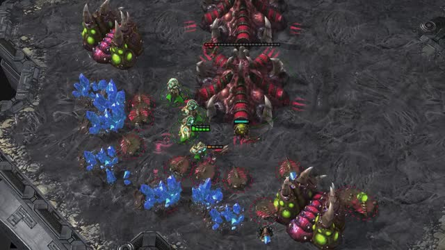 Watch and share Starcraft GIFs by bones on Gfycat