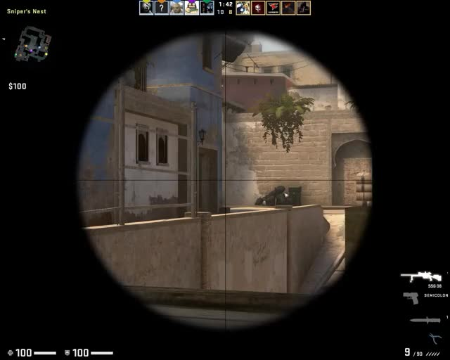Watch and share Bhop Frag 1 Trim GIFs on Gfycat
