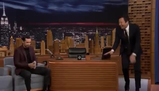 riz ahmed, Riz Ahmed Freestyle Raps About Star Wars GIFs