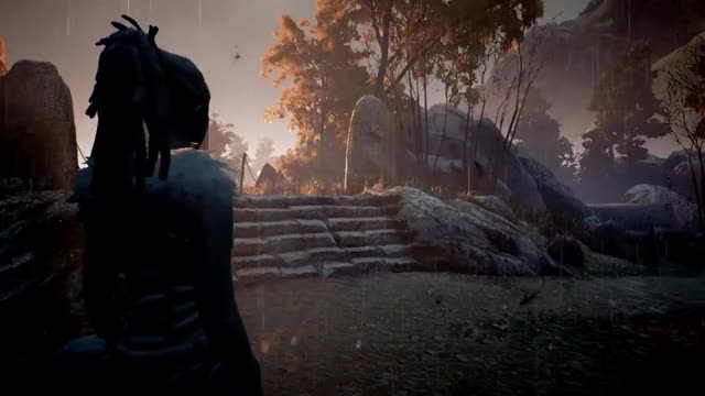 Watch and share Behind The Scenes Of Hellblade: Senua's Sacrifice GIFs on Gfycat