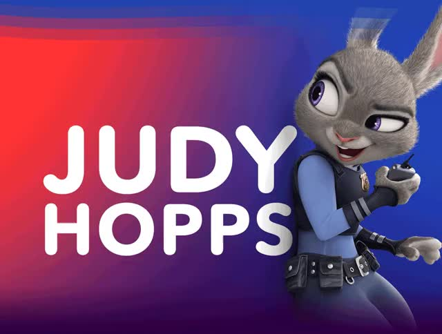 Watch and share Character Fun Judyhopps GIFs on Gfycat