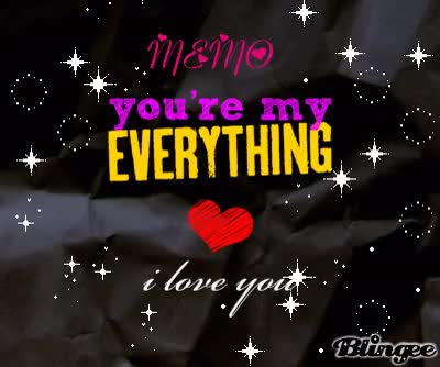 Watch you 're my everything GIF on Gfycat. Discover more related GIFs on Gfycat