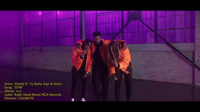 Watch Khalid - OTW (Official Video) ft. 6LACK, Ty Dolla $ign GIF on Gfycat. Discover more otw GIFs on Gfycat