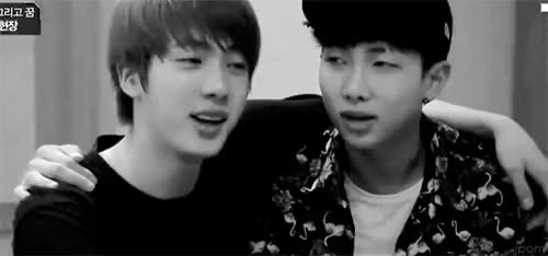 Watch and share Namjin Is Life GIFs and Namjin Is Love GIFs on Gfycat